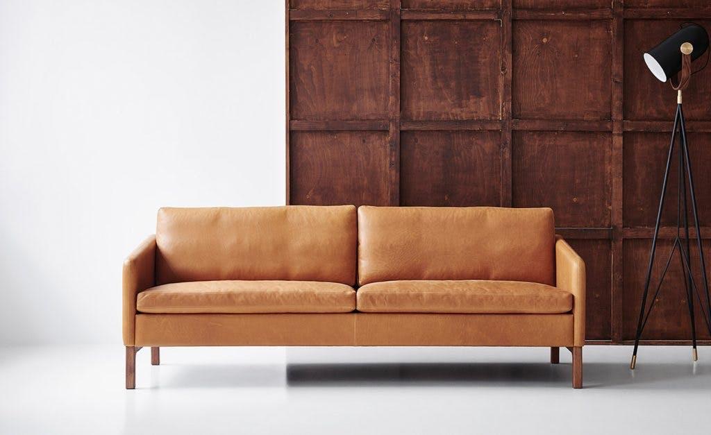 mh sling sofa mogens hansen