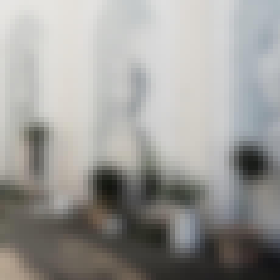 Kubus by Lassen urtepotteskjuler sort