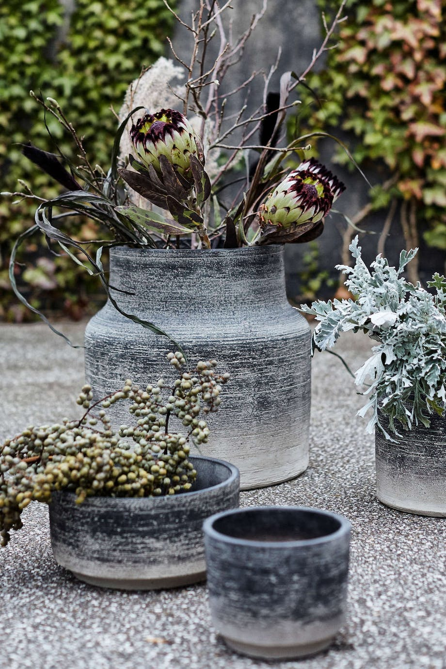 MUUBS potteskjuler udendørs krukke