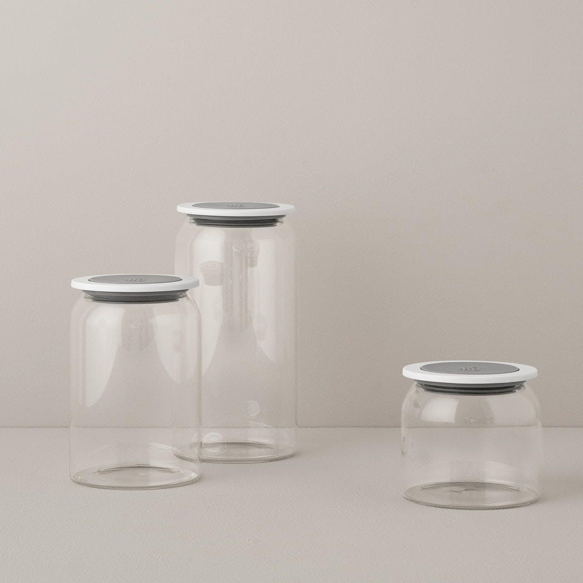 Rig-tig goodies opbevaringsglas