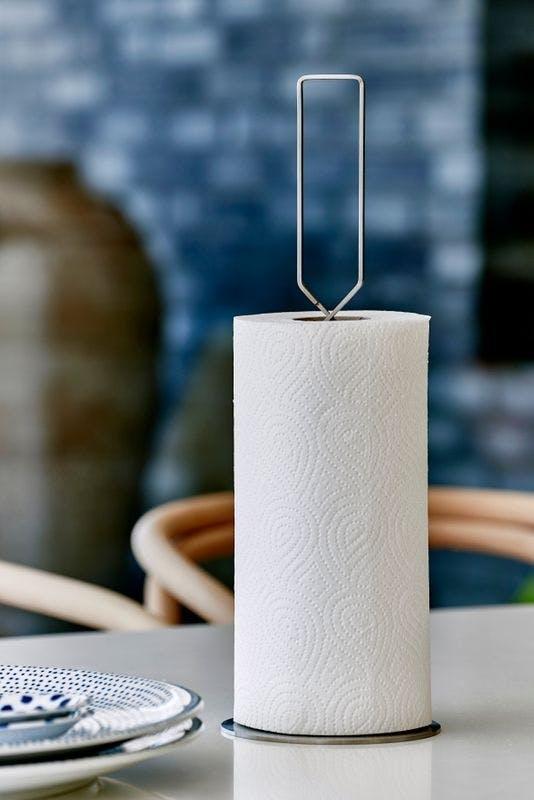 Køkkenrulleholder i tidløs design