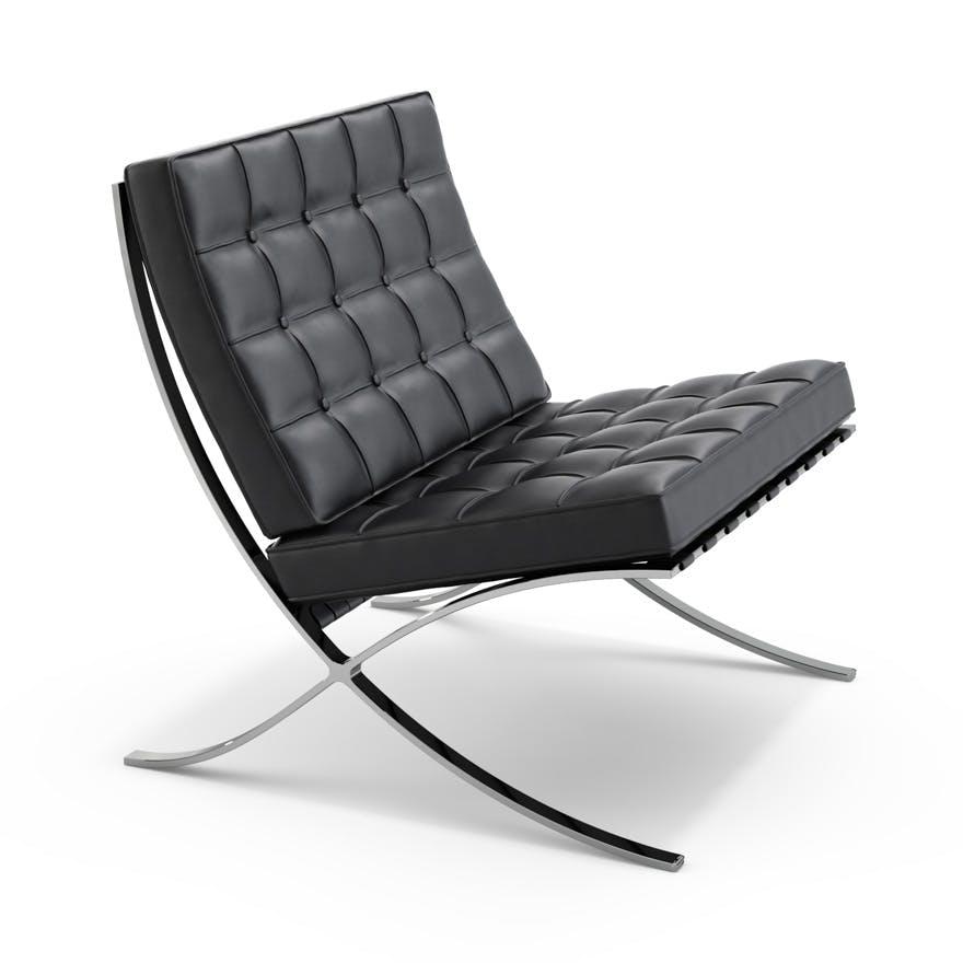 Barcelona Chair av Ludwig Mies van der Rohe