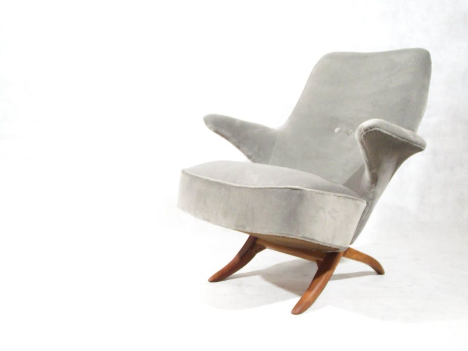 Penguin Lounge Chair av Theo Ruth for Artifort