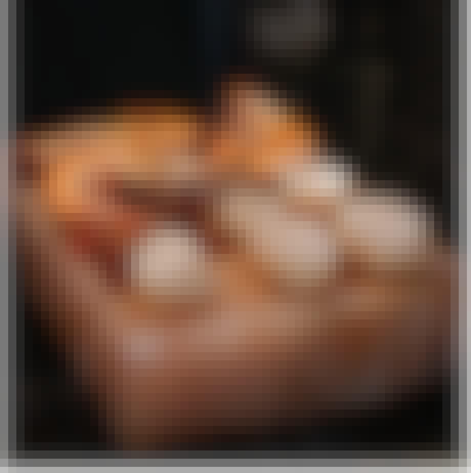 Rivsalt bagesten af himalaya salt til grillen serveringsfad