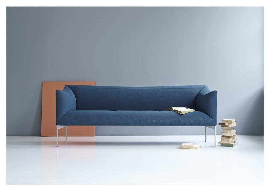 Sofa fra Anderssen & Voll og Erik Jørgensen