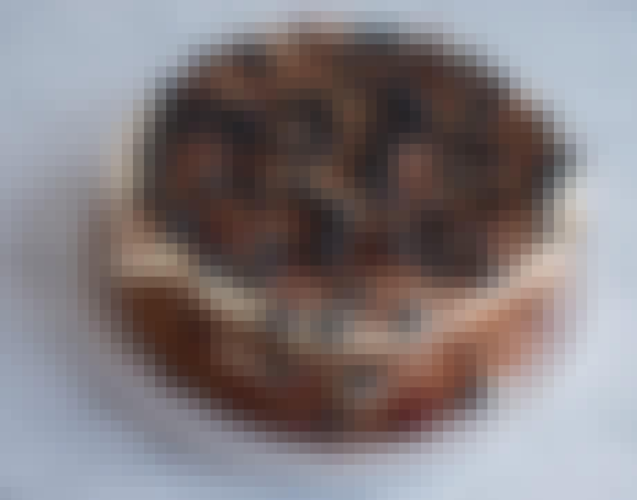 Fødselsdagslagkage med chokolade