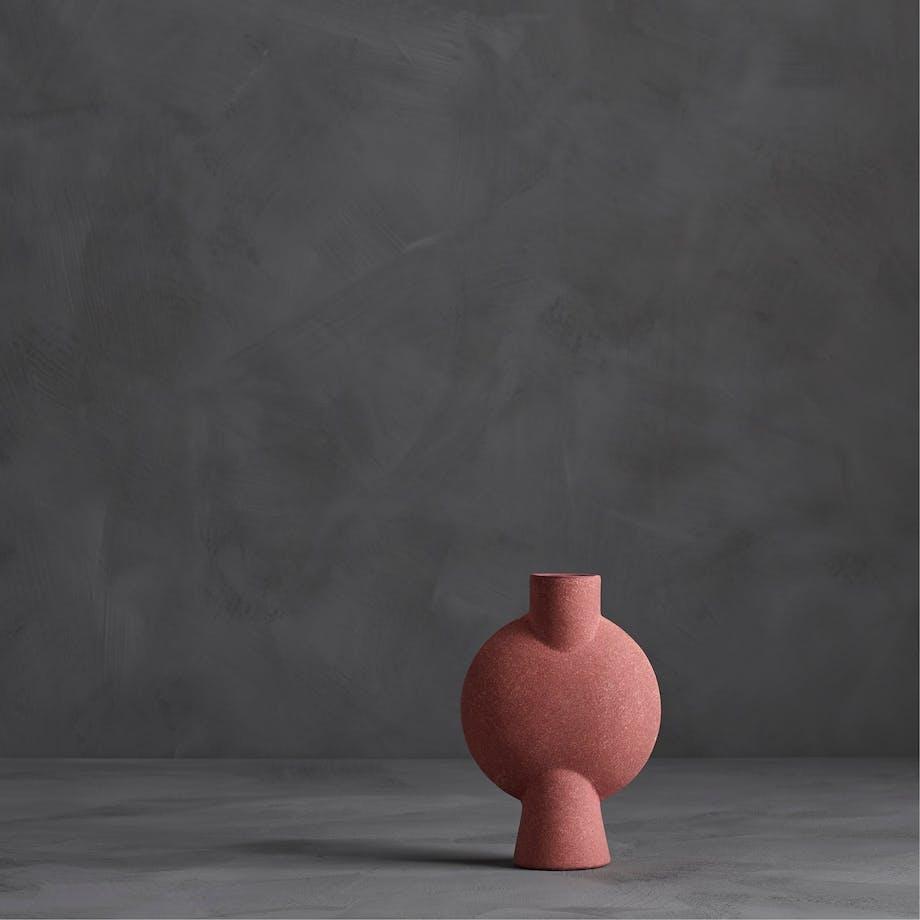 Sphere Vase rose