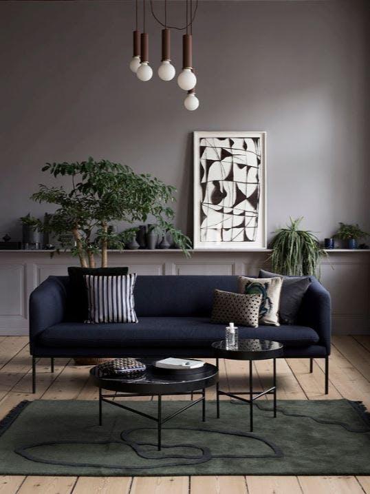 Stue Ferm Living marmorbord