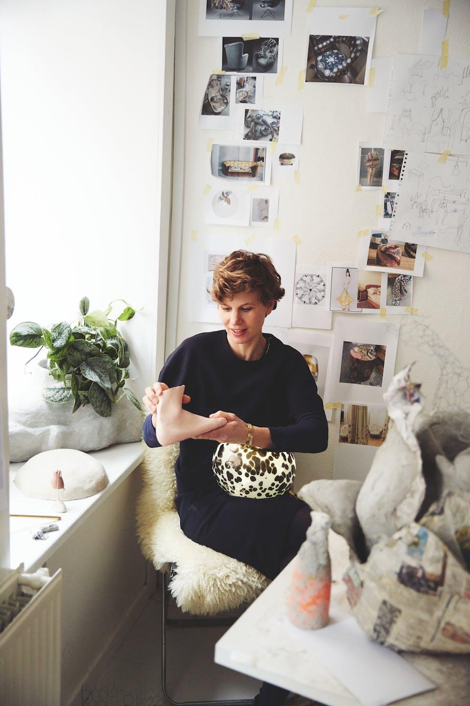 Helle Mardahl, kunstner og designer