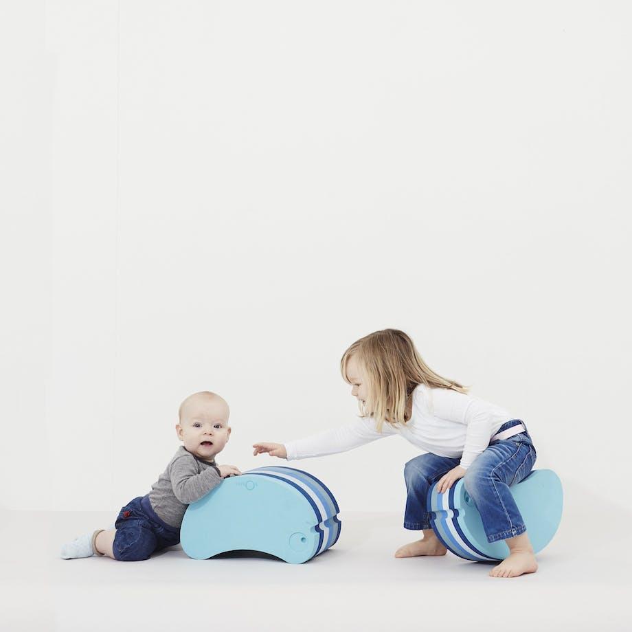 bobles legetøj ælling