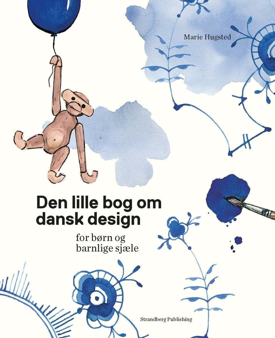julegaver til børn bog den lille bog om dansk design