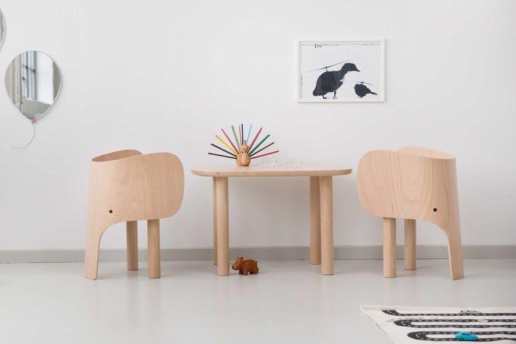julegaver til børn stol elefant
