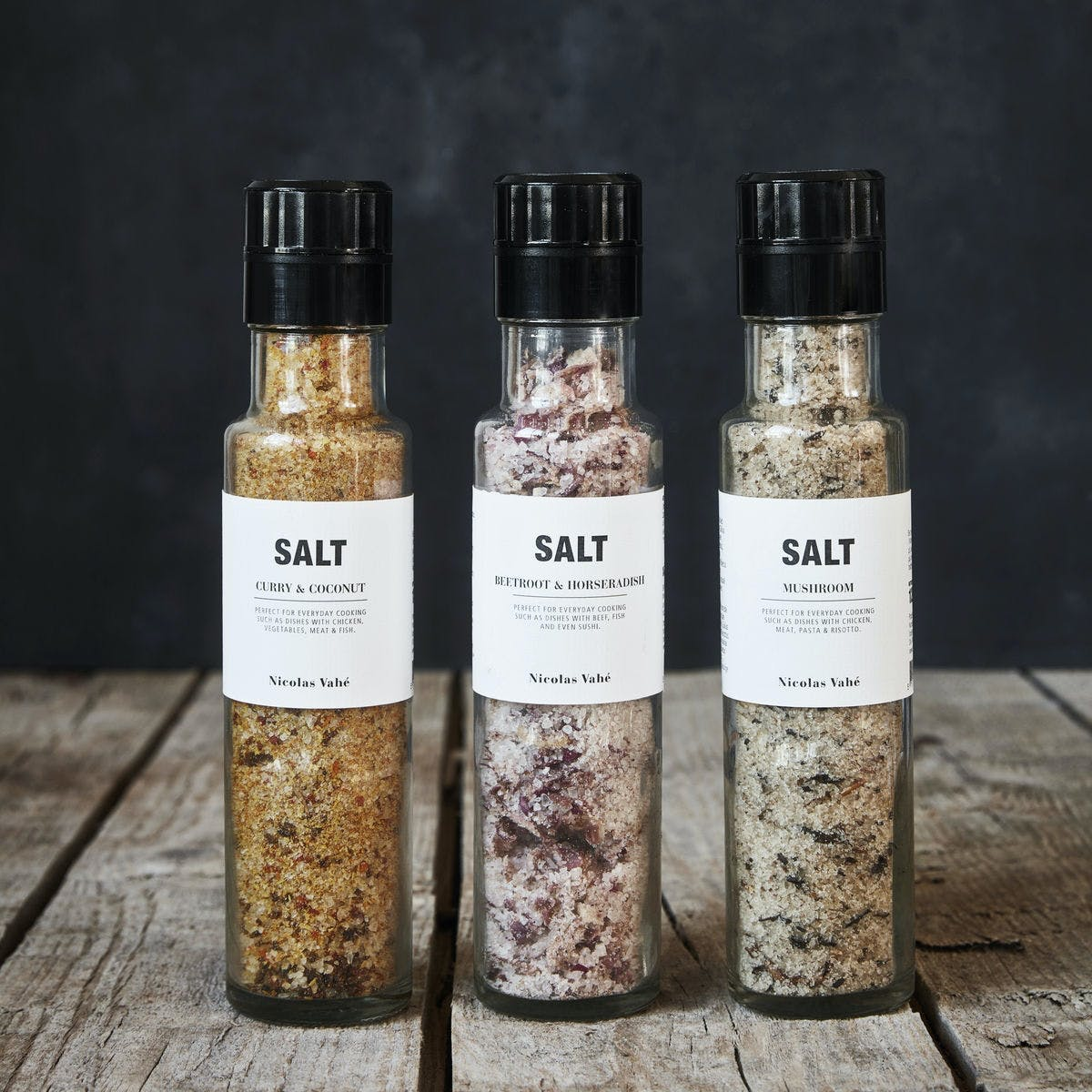 Saltmix krydderi