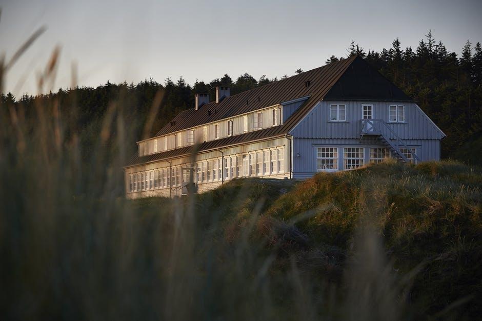 Svinkløv badehotel praksis arkitekter