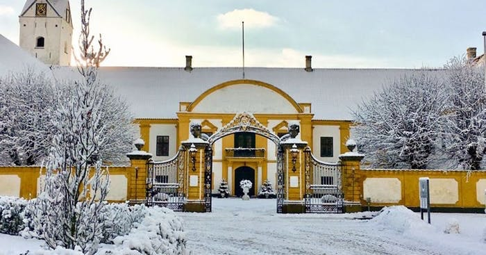 Valentin-weekend hos Dronninglund Slot