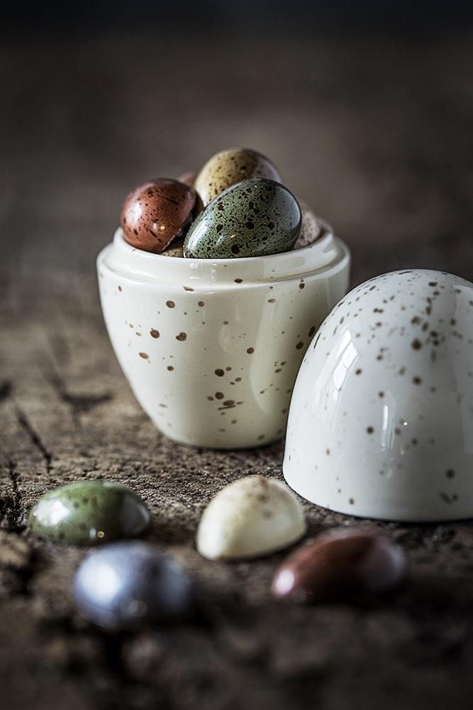 chokolade påskeæg Xocolatl porcelæn