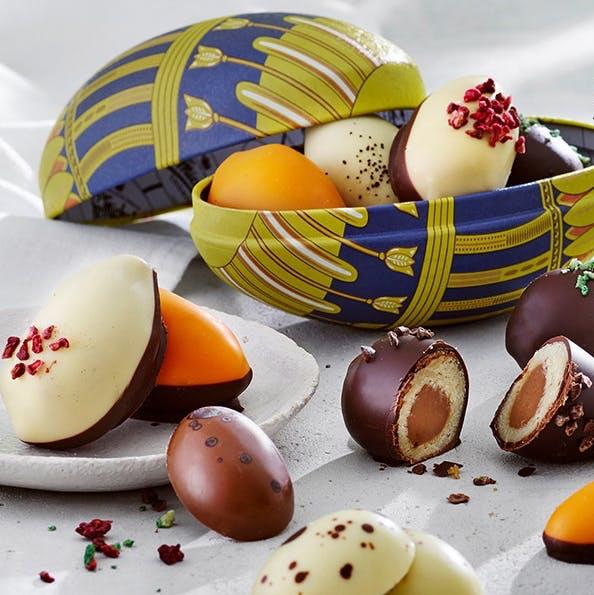 Sv. Michelsen Chokolade årets Fabergéæg
