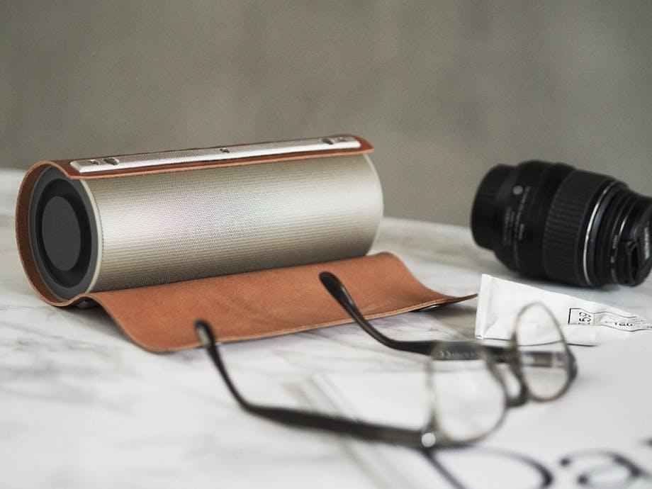 Lemus vintage højtaler