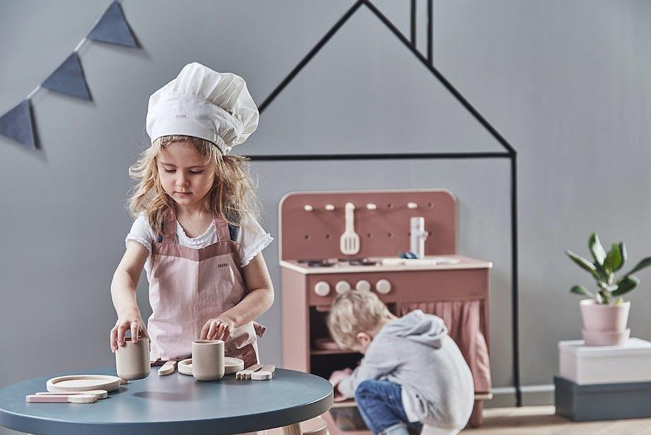 Flexa legemøbler børnemøbler indretning køkken legekøkken