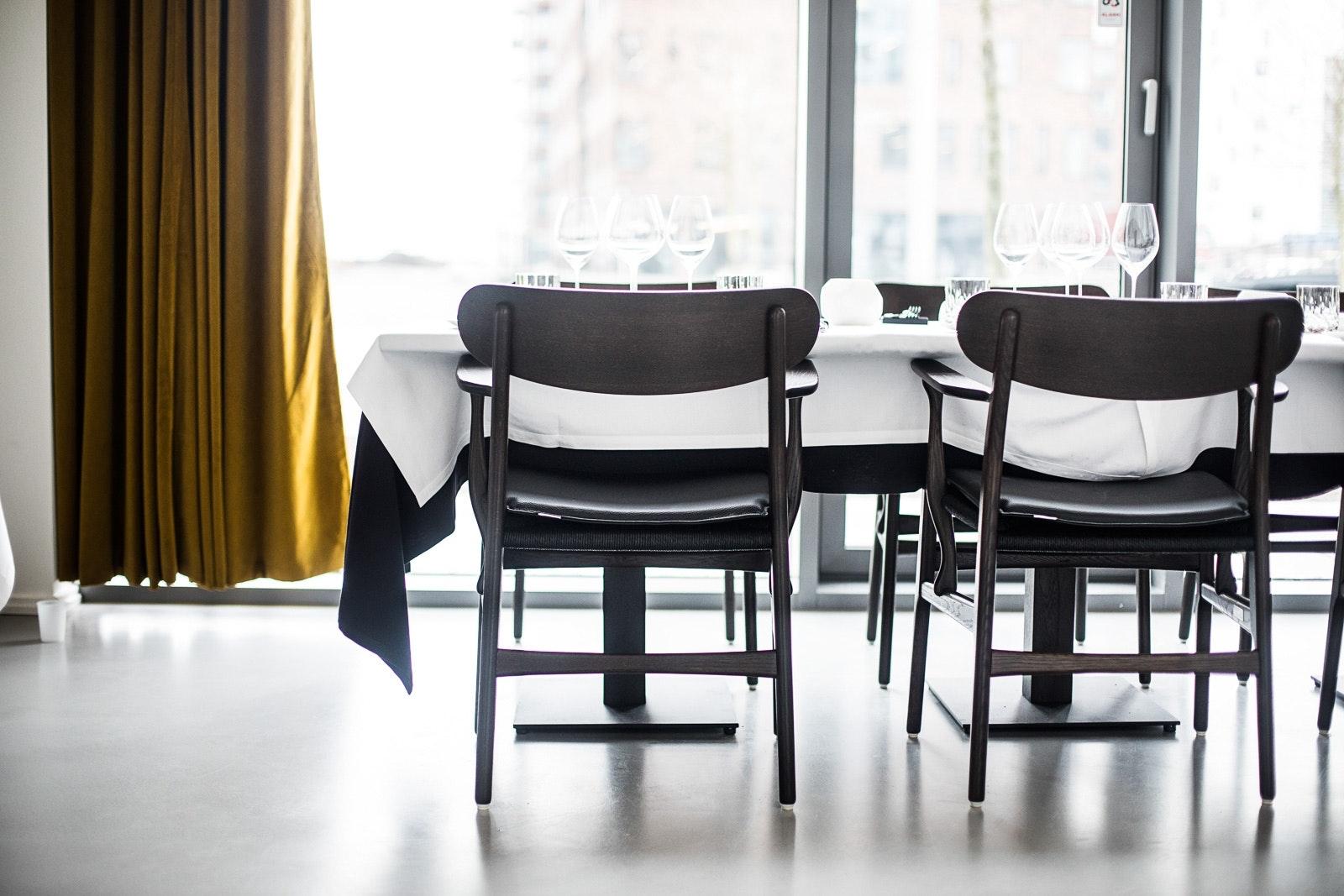 Ghrelin restaurant wegner stole indretning