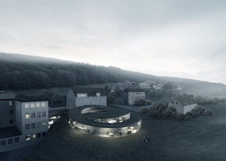 hotel bjarke ingels arkitektur museum