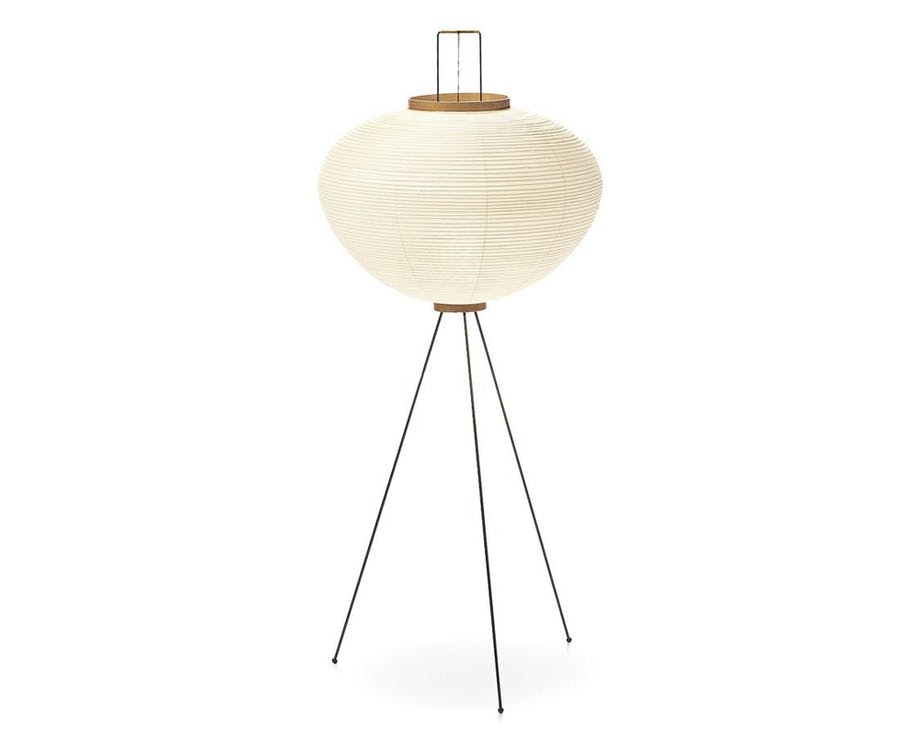 Akari 10A Standard lamp Noguchi 4.120 kr.