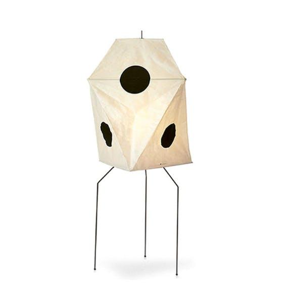 Akari UF3-Q Standard lamp Noguchi, 7.160 kr.