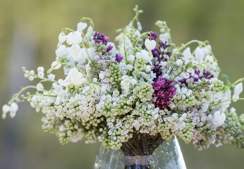 Blomsterdekoratør Annette Von Einems tips til blomster i vase