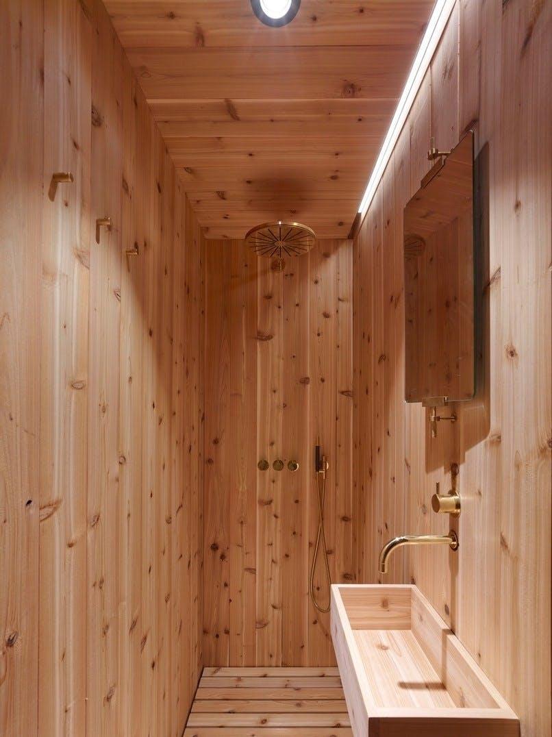 BIG Bjarke Ingels Group A45 badeværelse