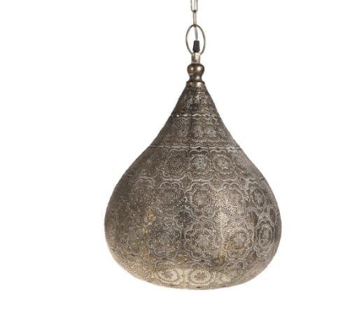 marokkansk lampe by hornsleth