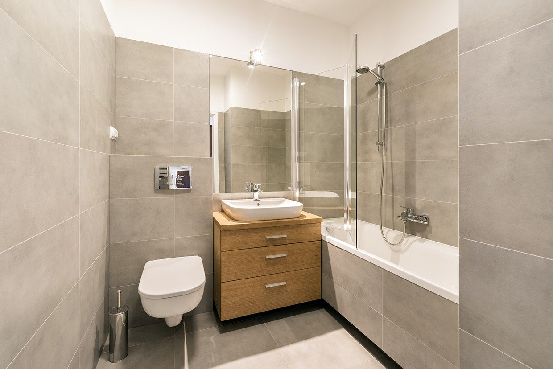Badeværelse toilet indretning