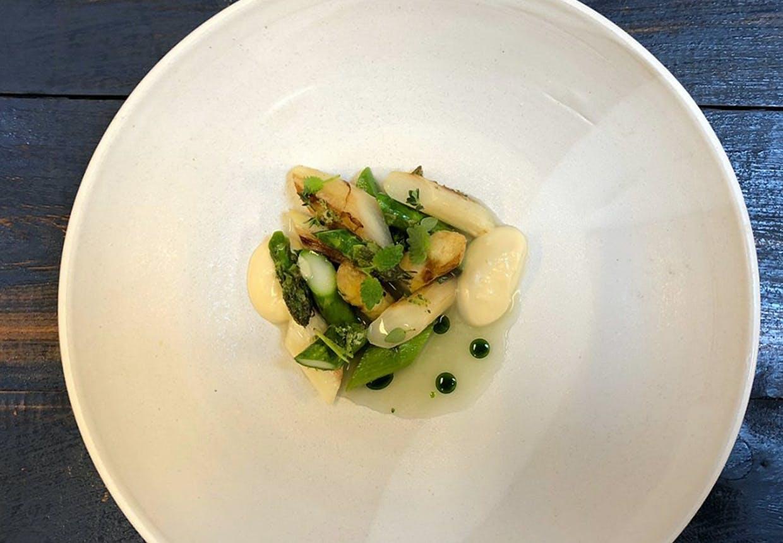 Oslobåden DFDS restaurant sjø michelinstjerne