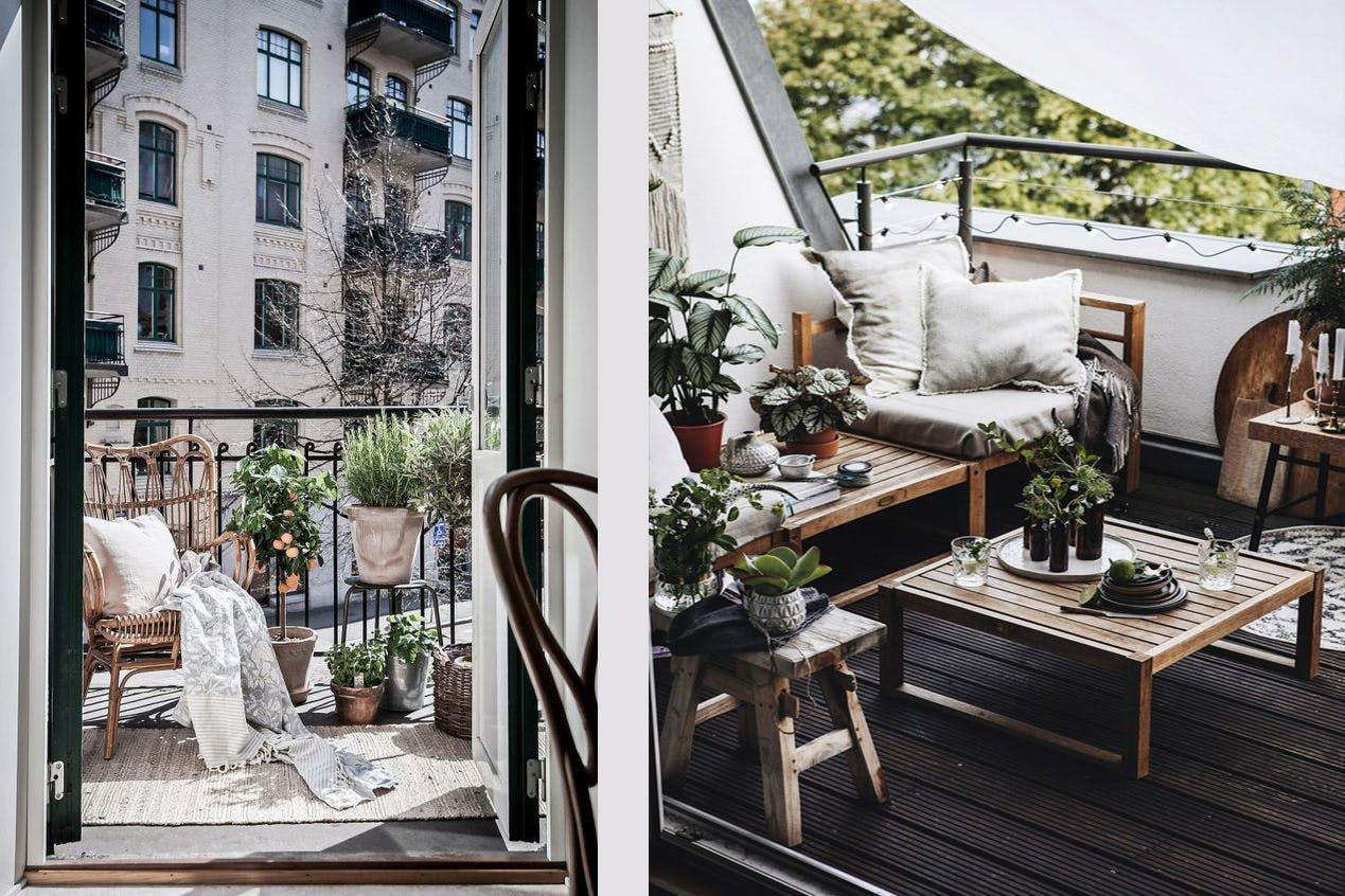 altaner planter møbler