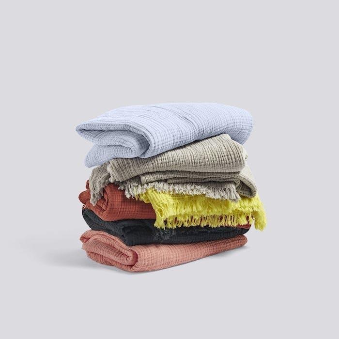 hay sofaer pude pude betræk plaid uld