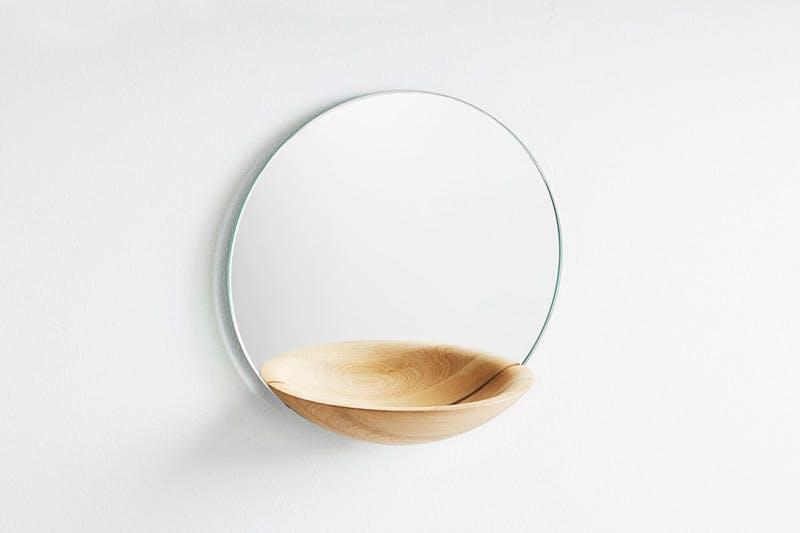 woud spejl pocket mirror