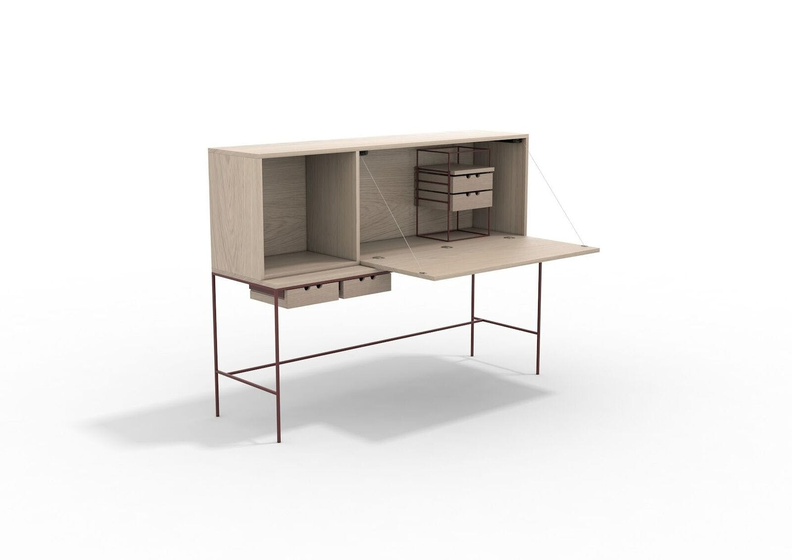 Bodil Kjær-møbel fra Karakter Copenhagen