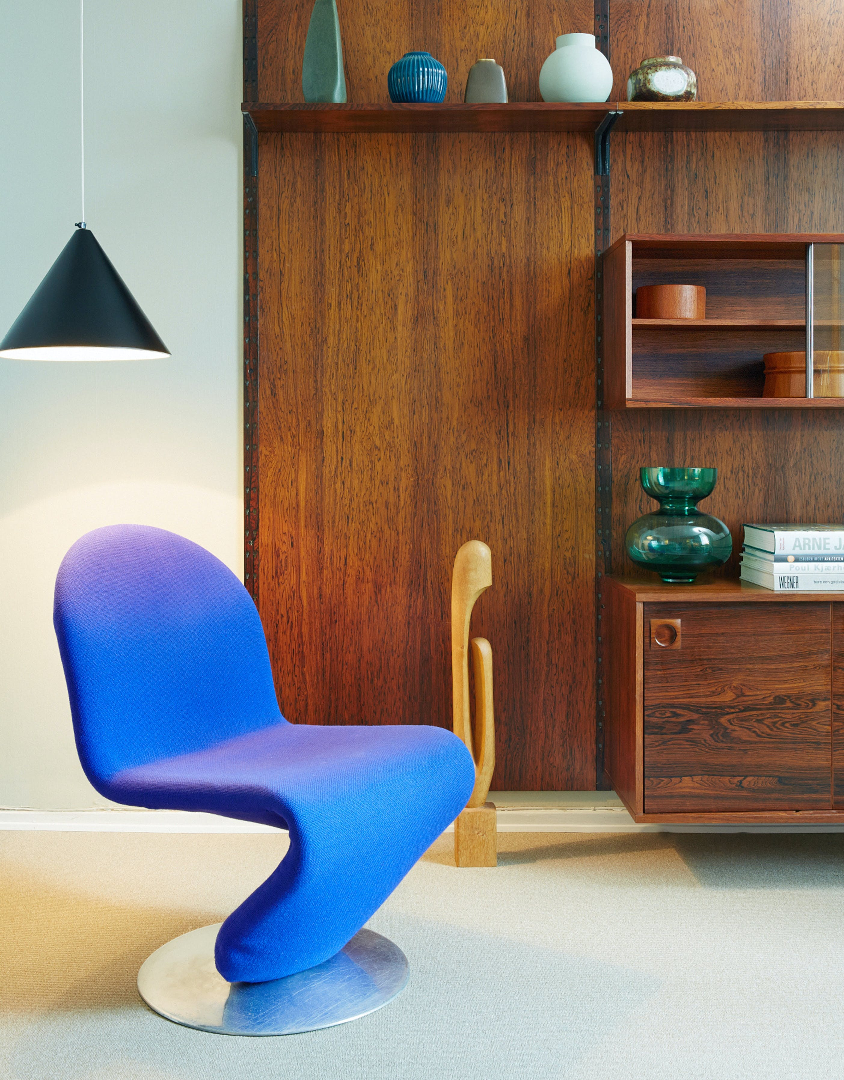 Collectors suite hos Hotel Alexandra i København.