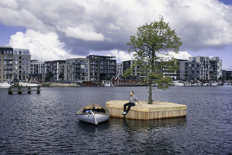 Copenhagen Islands Københavns Sydhavn Sydhavnen CPH-Ø1