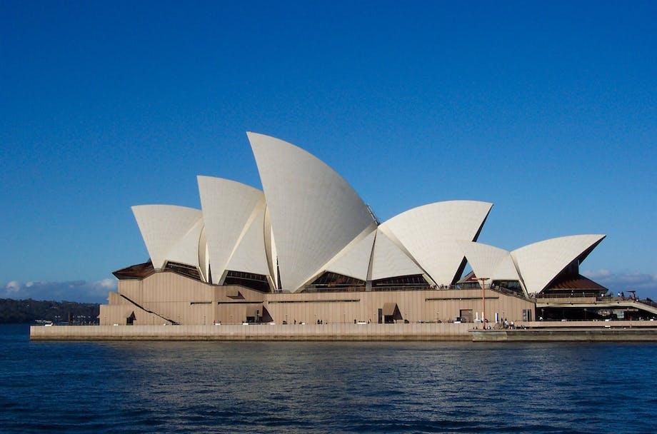 Sydney opera operahus jørn utzon arkitektur 100 år0