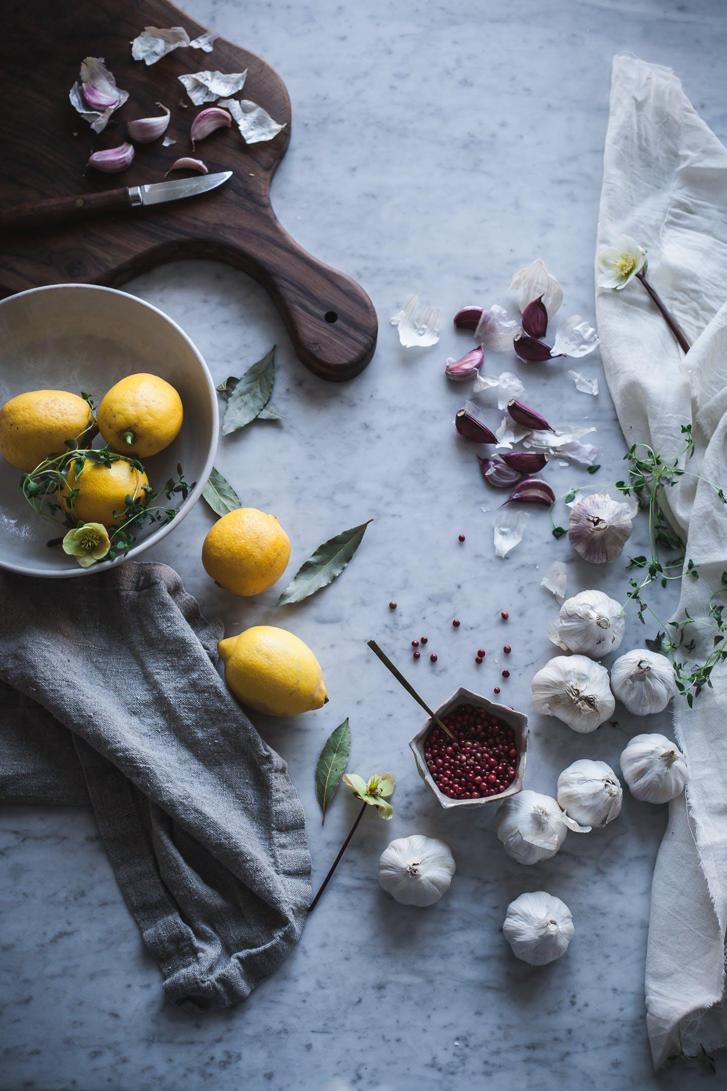 hvidløs confiterede citron atelier ea