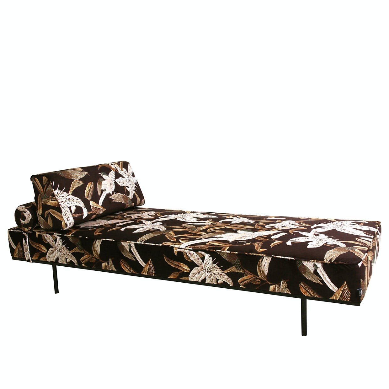 daybed med blomstertryk Living and Company
