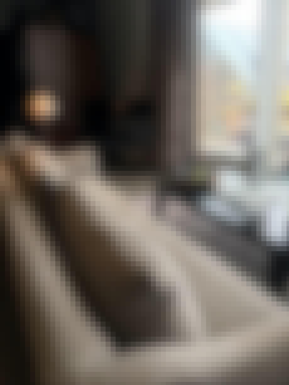 BO BEDRE Nimb Hotel Tivoli indretning stue sofa