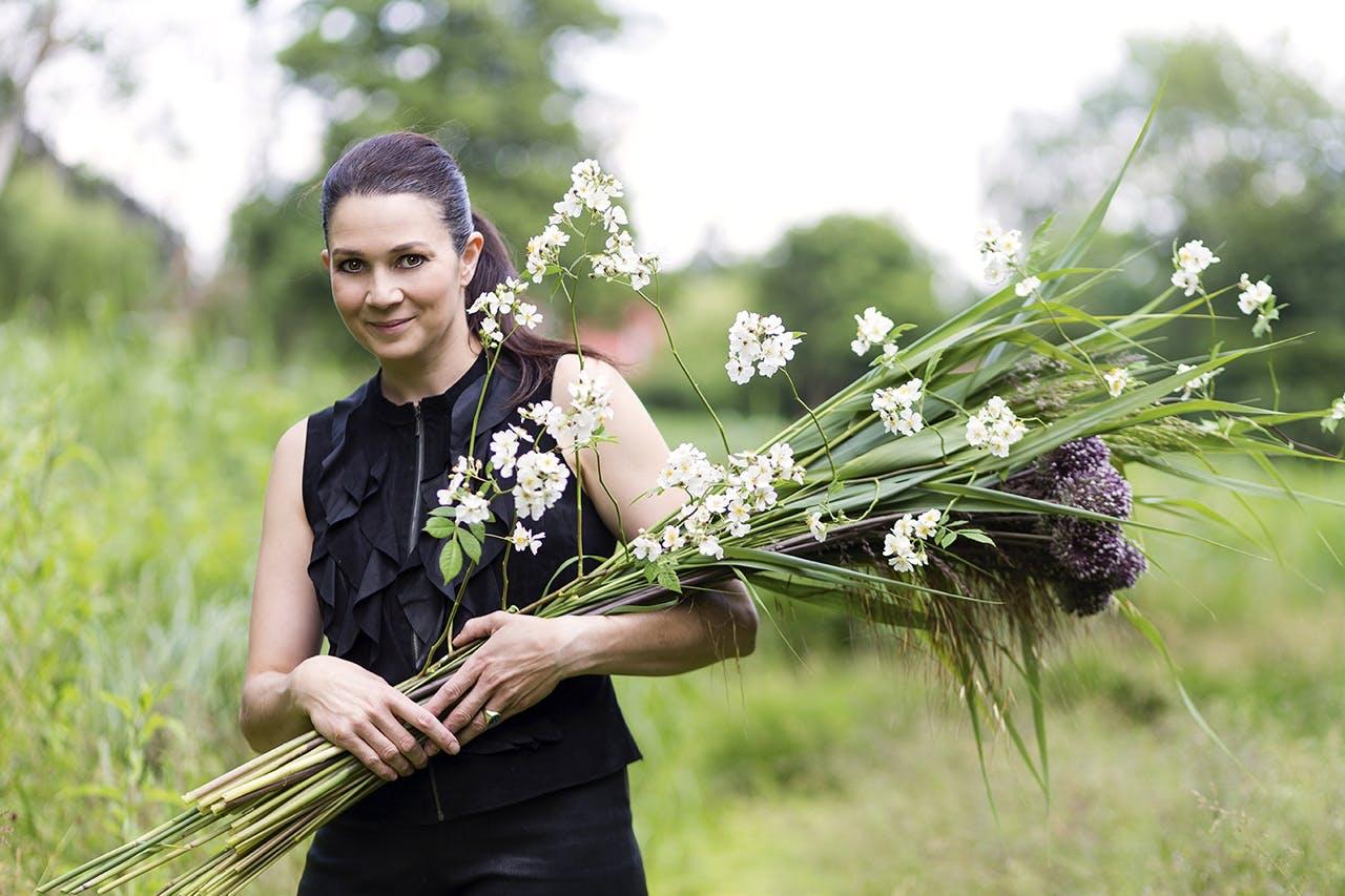 blomsterdesigner annette von einem