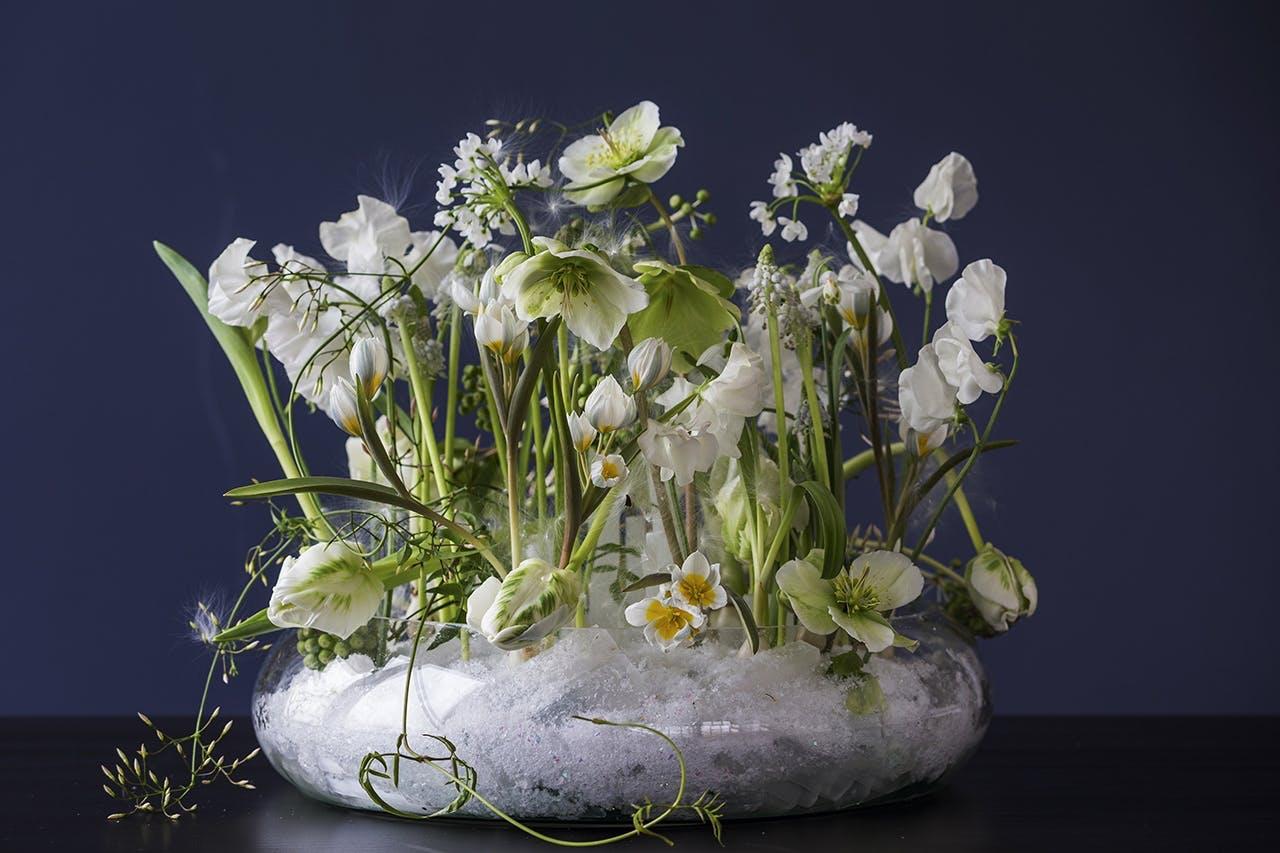 blomster og blomsterdekoration af annette von einem til påske
