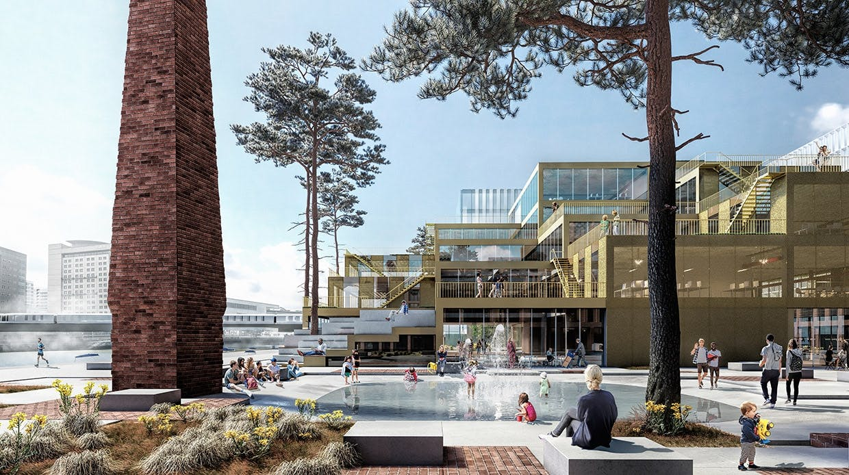 Henning Larsen arkitekter Belfast