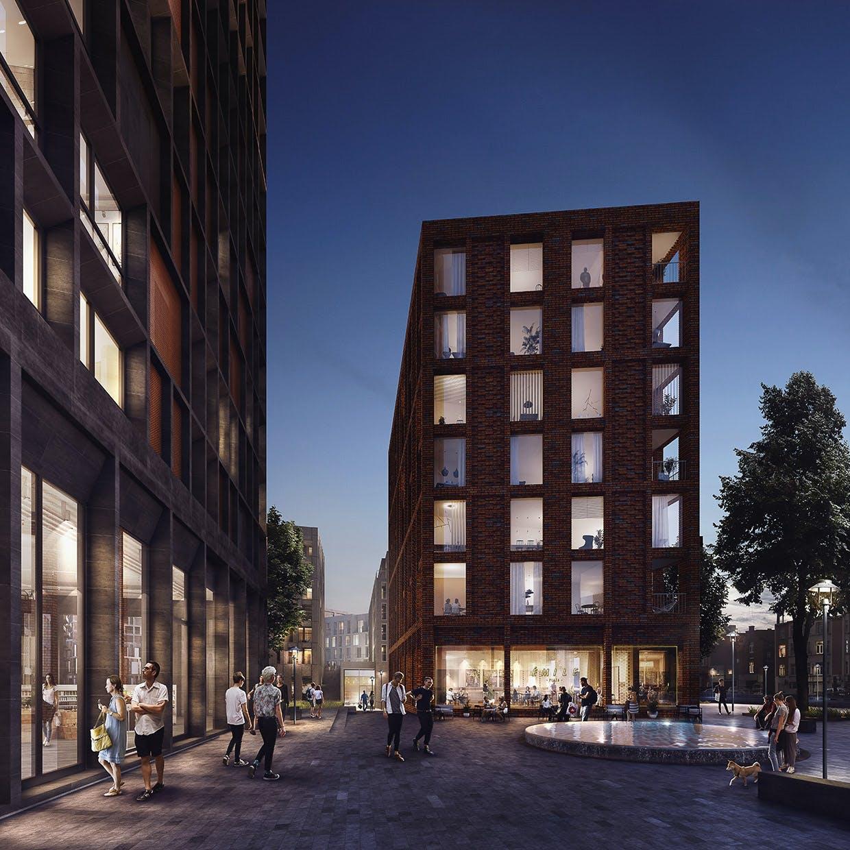 Henning Larsen arkitekter Bruxelles