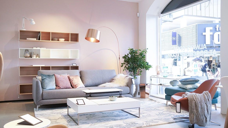 BoConcept Aarhus Guldsmedgade ny butik