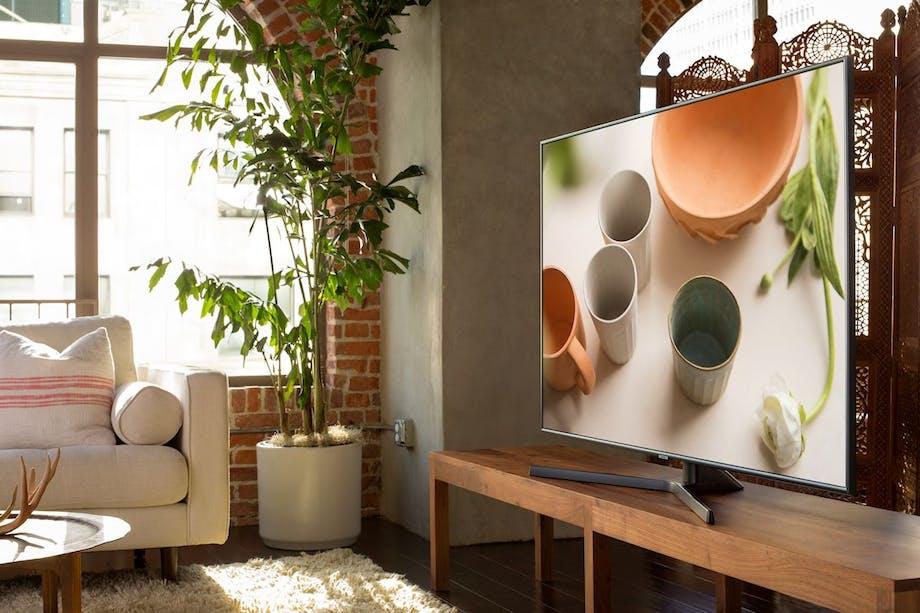 tv fra samsungs nye qled serie