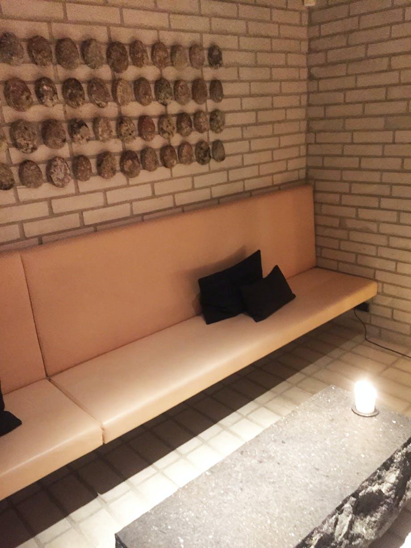 noma restaurant sofa Dinesen-gulve terrazzogulve
