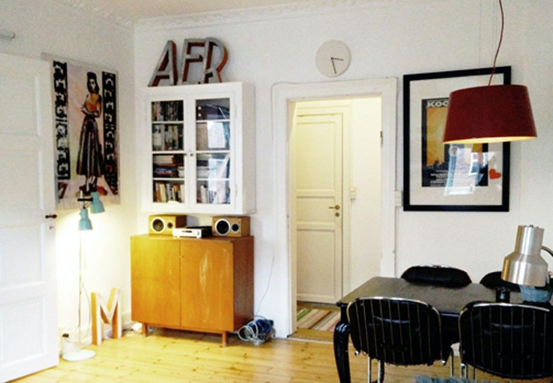 Stue lejlighed Nørrebro lejelejlighed